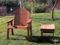 Chairs and Benches