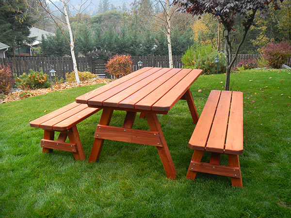 Redwood Furniture Assembly & Care